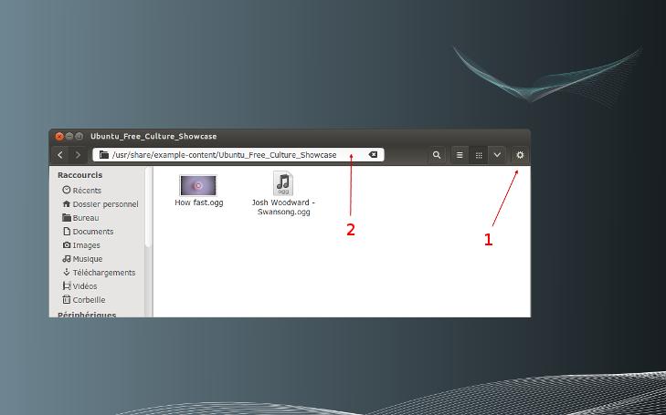 Découverte générale de l interface d ubuntu tutoriels video
