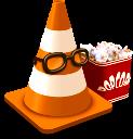 Logo cinéma de VLC